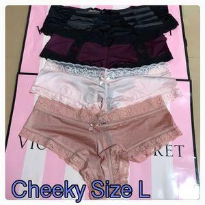 Victoria's Secret Very Sexy Lace Cheeky Panty set